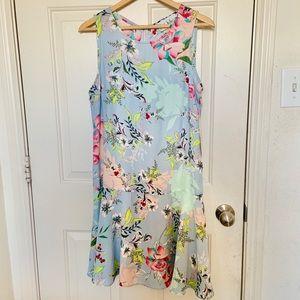 Nicole Miller Studio Floral Dress